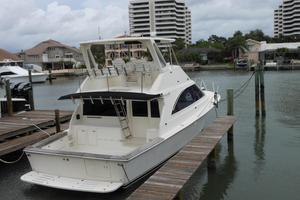 Used Ocean Yachts 42 Super Sport Saltwater Fishing Boat For Sale