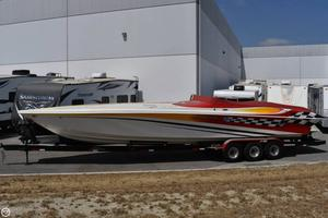Used Hustler Slingshot 388 High Performance Boat For Sale