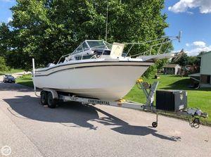 Used Grady-White Seafarer 22 Walkaround Fishing Boat For Sale