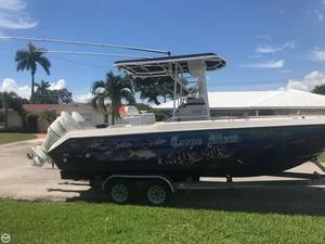 Used Sea Ray Laguna Center Console Fishing Boat For Sale