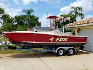 Used Chris-Craft 214VF Scorpion Center Console Fishing Boat For Sale