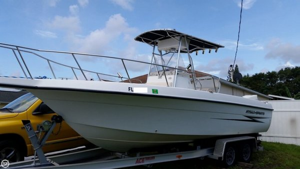 Used Hydra-Sports 230 Seahorse Center Console Fishing Boat For Sale