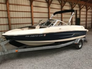 New Bayliner 175 Bowrider Boat For Sale