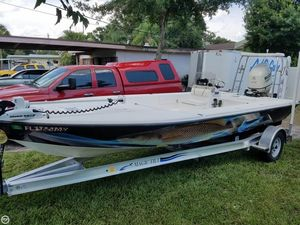 Used Sea Chaser 200 Flats Series Flats Fishing Boat For Sale