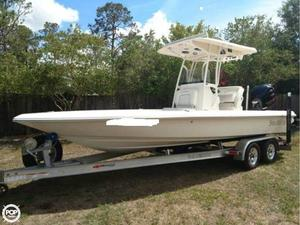 Used Shearwater 23 LTZ Bay Boat For Sale