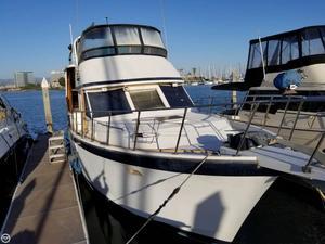 Used Jefferson Sundeck 42 Aft Cabin Boat For Sale