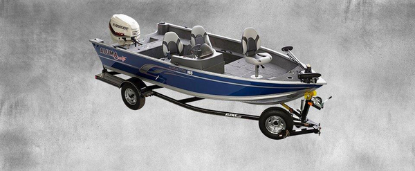 New Alumacraft COMPETITOR 165 Freshwater Fishing Boat For Sale