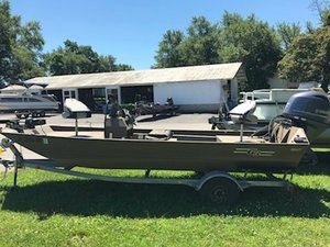 Used G3 1860 CCJ Sports Fishing Boat For Sale