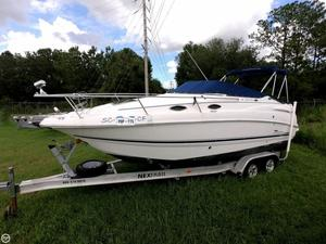Used Chaparral Signature 240 Express Cruiser Boat For Sale