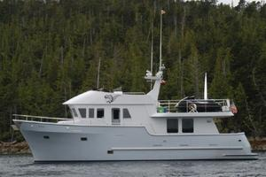 Used Northern Marine Pilothouse LRC Trawler Boat For Sale