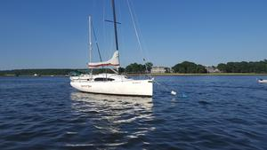Used Quest 30 Racer Sailboat For Sale