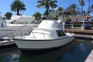 Used Bertram 31 Sports Fishing Boat For Sale