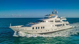 Used Christensen Tri-Deck Motor Yacht For Sale