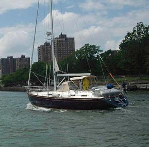 Used Moody 42 Cutter Sailboat For Sale