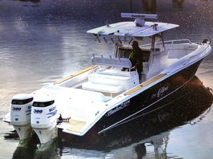 New Marlin Yachts 35 FM open bow or cuddy Center Console Fishing Boat For Sale