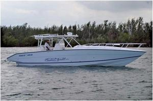 Used Marlin Yachts 35 SF Diesel Center Console Fishing Boat For Sale