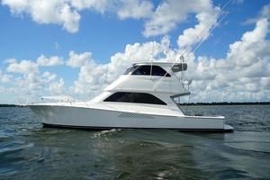 Used Viking Enclosed Sports Fishing Boat For Sale