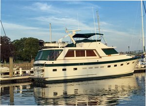 Used Ocean Alexander FLYBRIDGE MOTOR YACHT Motor Yacht For Sale