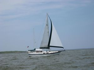 Used Irwin Cutter Sailboat For Sale