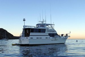 Used Gulfstar 49 Motoryacht Stabilized Motor Yacht For Sale