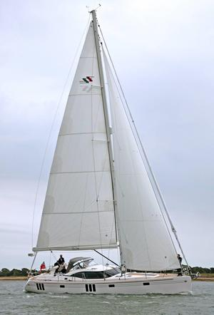 New Southerly 540 Cruiser Sailboat For Sale