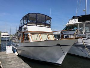 Used Defever 41 Trawler Boat For Sale
