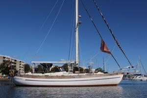 Used Hans Christian 48T Cutter Sailboat For Sale