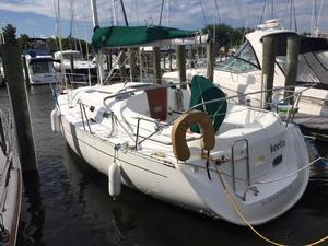Used Beneteau 321 Sloop Sailboat For Sale