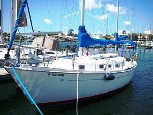 Used Allied 36 Princess Ketch Cruiser Sailboat For Sale