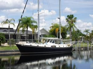 Used Gulfstar 52 MS Motorsailer Sailboat For Sale