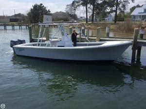 Used Downeaster 25 Center Console Fishing Boat For Sale