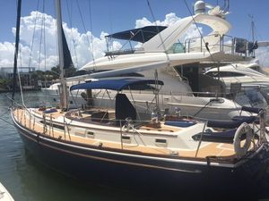 Used Gulfstar 44 Sloop Sailboat For Sale