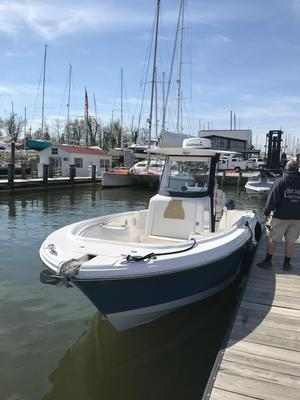 Used Edgewater 262cc Center Console Fishing Boat For Sale