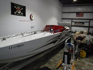 Used Apache Renegade High Performance Boat For Sale