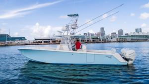 Used Sea Vee 370Z Center Console Fishing Boat For Sale