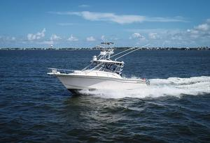 Used Grady-White 330 Express Convertible Fishing Boat For Sale
