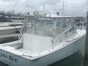 Used Topaz Express Sports Fish Sports Fishing Boat For Sale