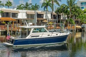 Used Back Cove 33 Downeast Fishing Boat For Sale