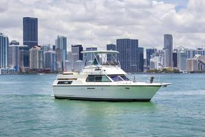 Used Hatteras 40 Motor Yacht For Sale