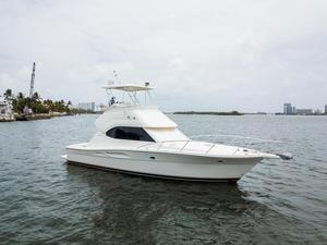 Used Riviera 37 Flybridge Convertible Fishing Boat For Sale