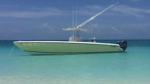 Used Contender Open Center Console Fishing Boat For Sale
