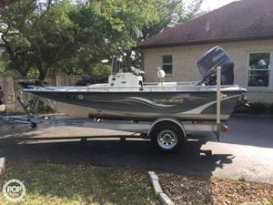 Used Blue Wave 180 Super Tunnel Center Console Fishing Boat For Sale