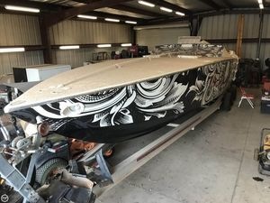 Used Cigarette 35L Mistress High Performance Boat For Sale