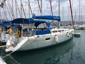 Used Jeanneau Sun Odyssey 42I Cruiser Sailboat For Sale