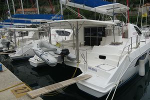 Used Leopard 44 Catamaran Sailboat For Sale