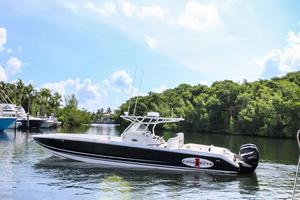 Used Cigarette Top Fish High Performance Boat For Sale
