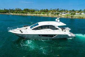 Used Cranchi 58 HT Express Cruiser Boat For Sale