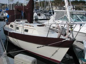 Used Irwin Citation Sloop Sailboat For Sale