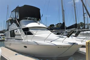 Used Silverton 322 Convertible Fishing Boat For Sale
