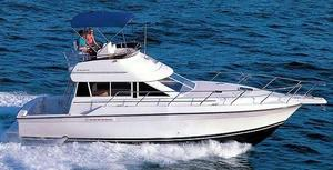 Used Silverton 37 Convertible Flybridge Boat For Sale